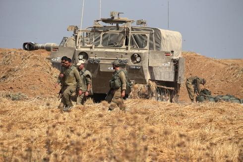 soldados israelies